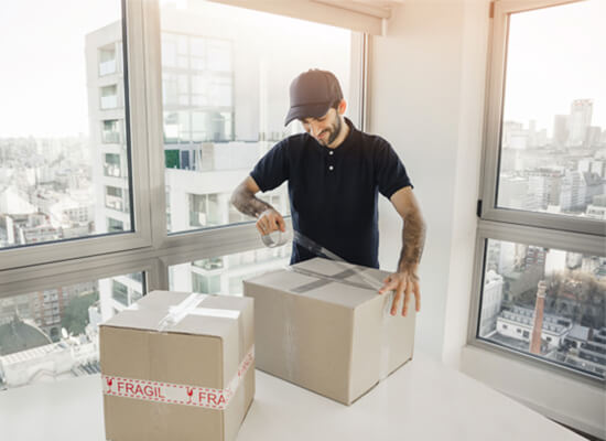 Villa Shifting in Dubai by safa movers