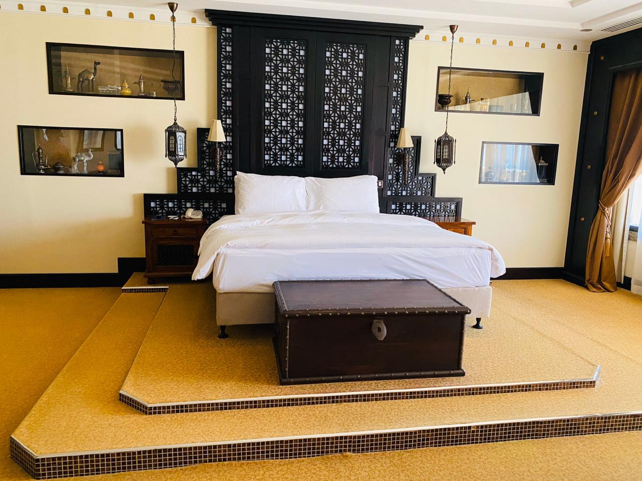 Bedroom by safa villa movers in Abu Dhabi